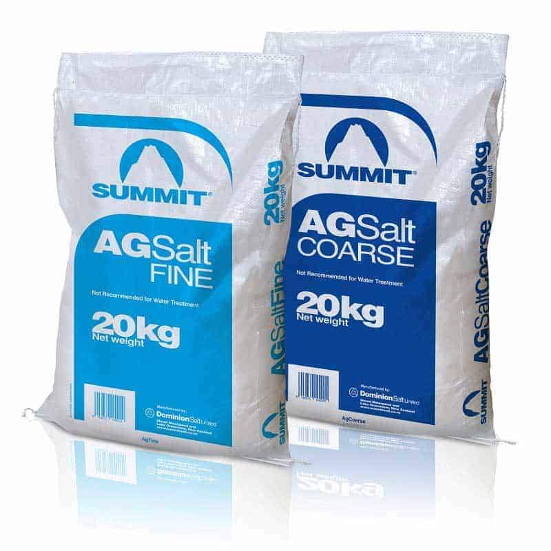 Summit AG Salt – Fine or Coarse 20kg