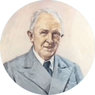 George Skellerup, a part of Dominion Salt's history