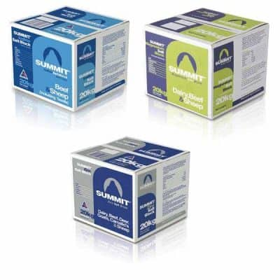 Summit Magnesium, Zinc and Iodine mineral salt blocks
