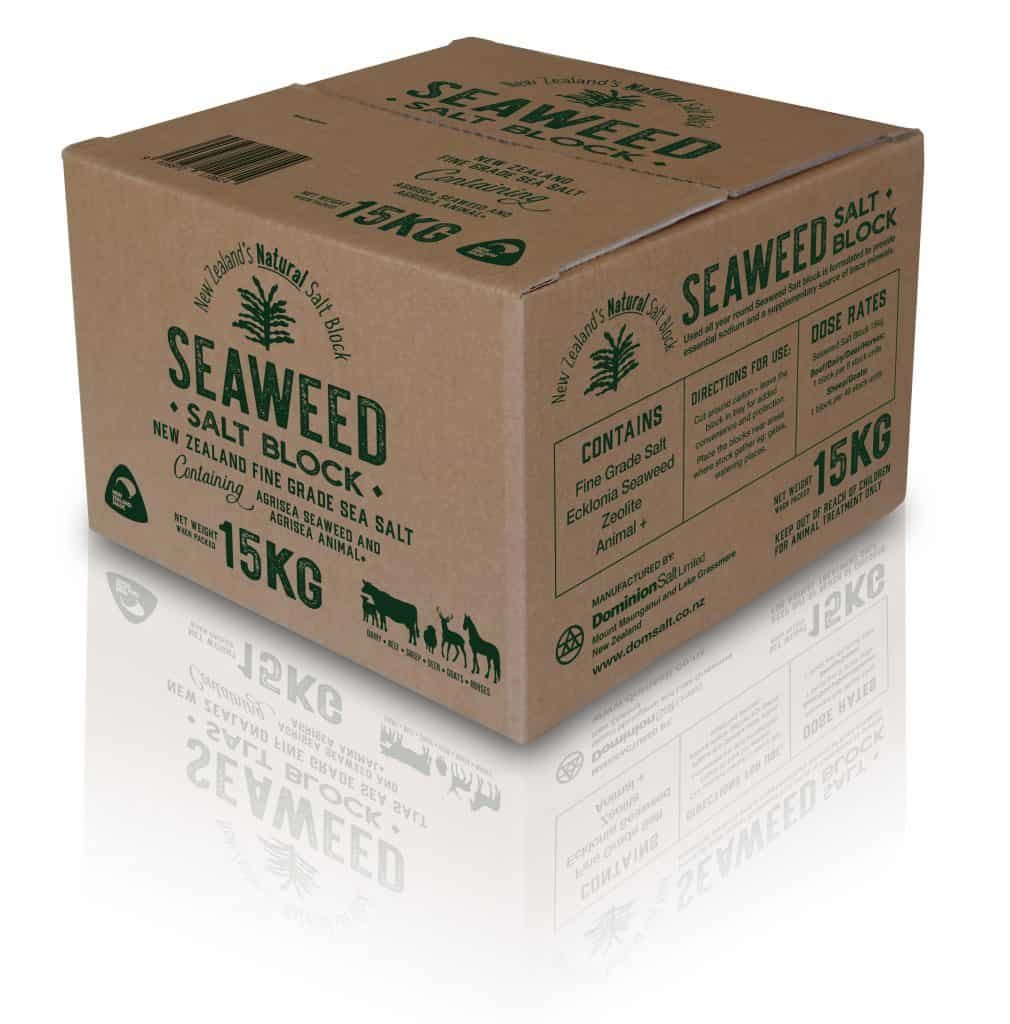 New Zealand's Natural Seaweed Block 15kg