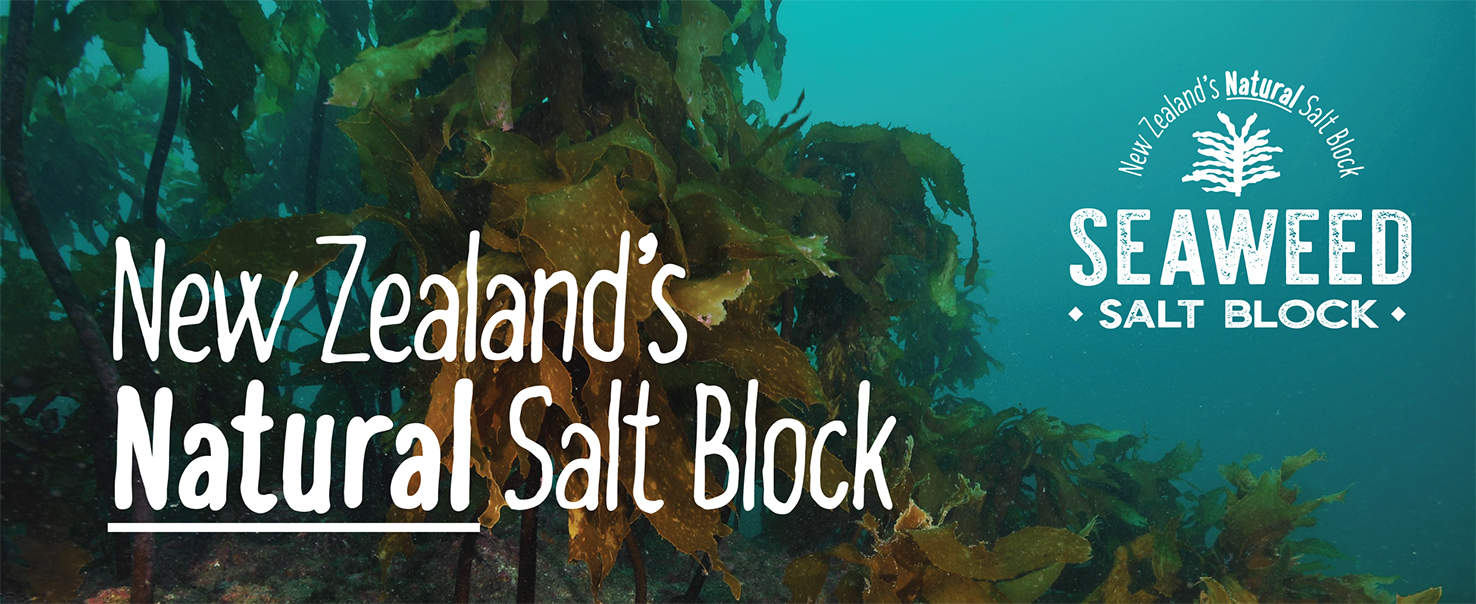 New Zealand's Natural Seaweed Block 15kg